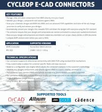 E-CAD Connector - Datasheet